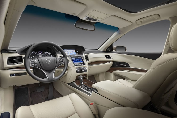 Acura RLX2