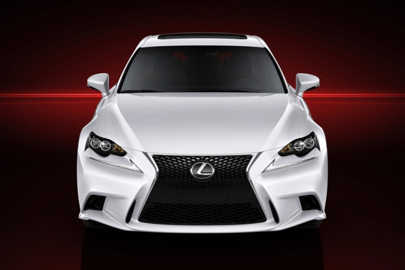 Next Generation Lexus IS