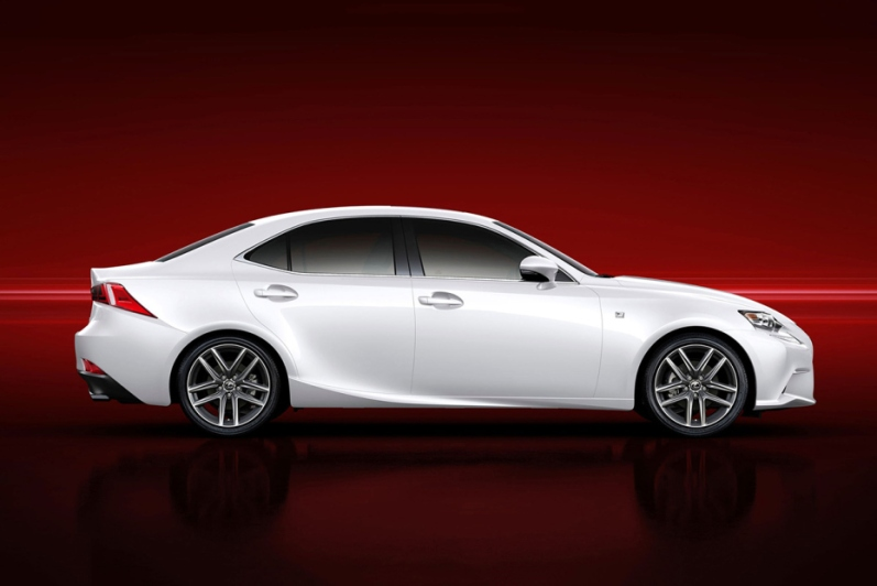 Next Generation Lexus IS2