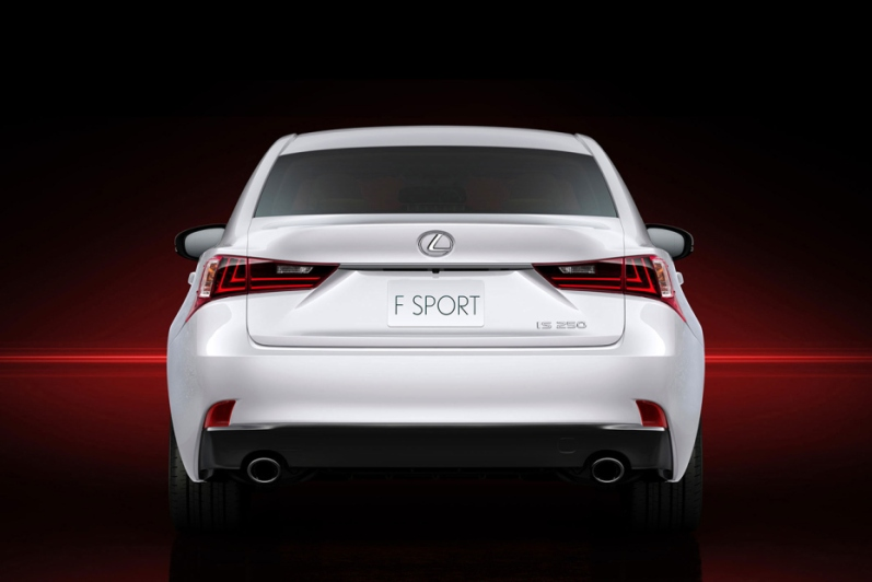 Next Generation Lexus IS3