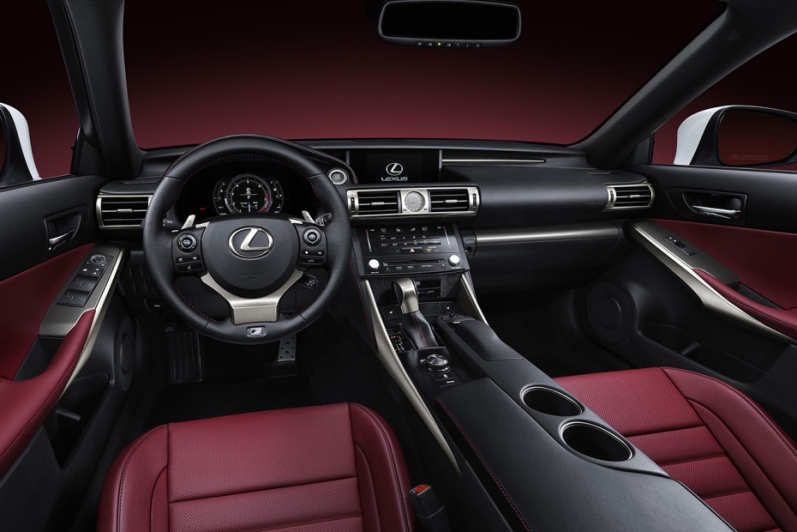 Next Generation Lexus IS4