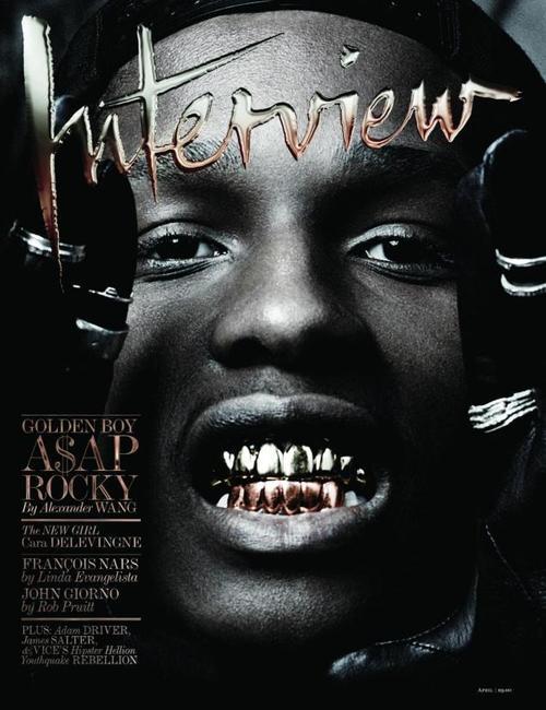 A$AP Interview