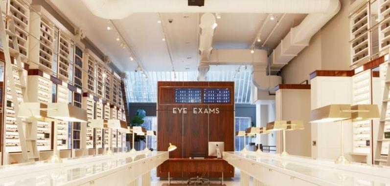 Warby Parker Flagship Store