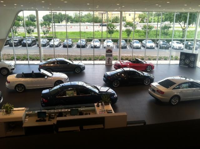 Audi Visit4