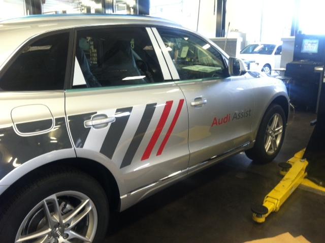 Audi Visit5