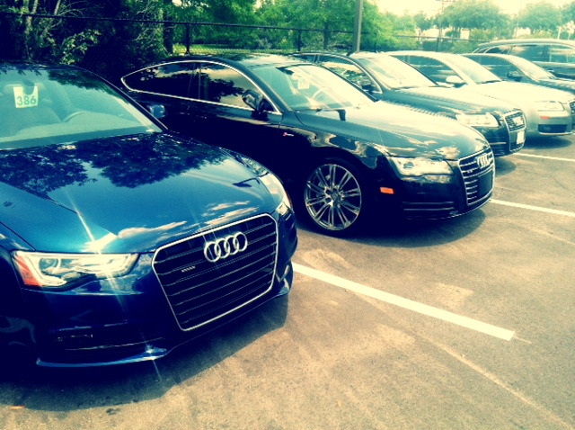 Audi Visit6
