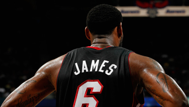 LeBron James Internship