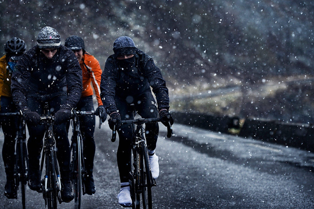 RAPHA 2013 FALL/WINTER TRAINING & RACING COLLECTION
