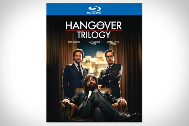 Tha Hangover Trilogy