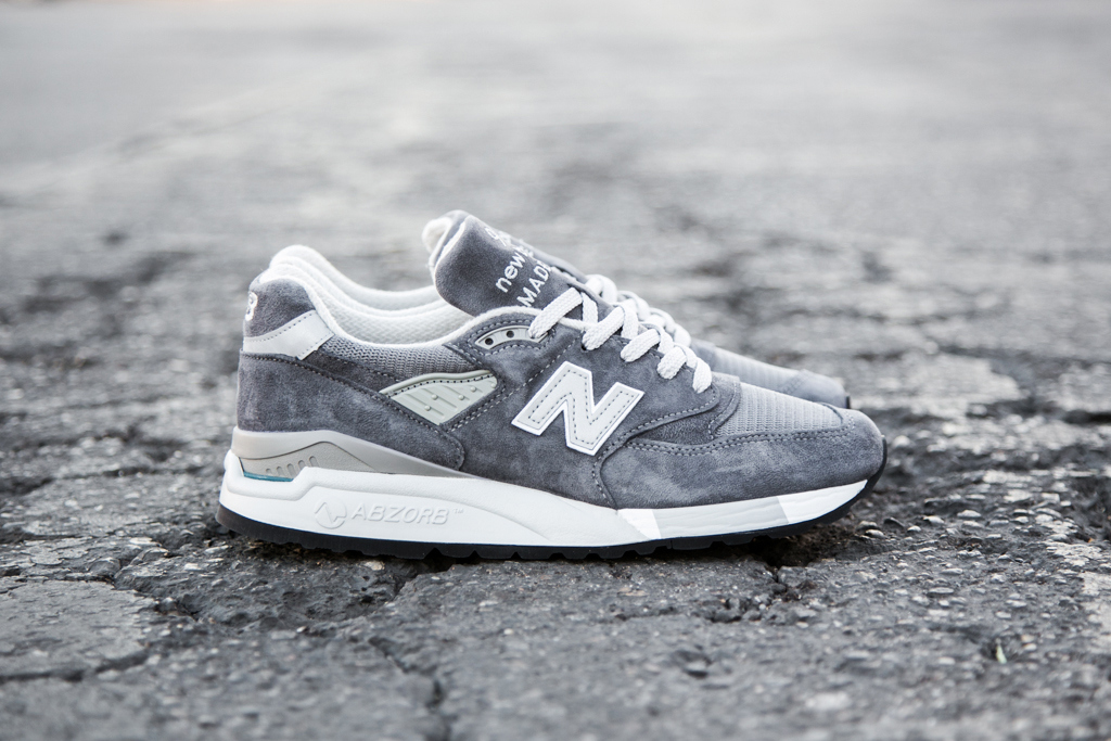 New Balance 998 Pool Blue