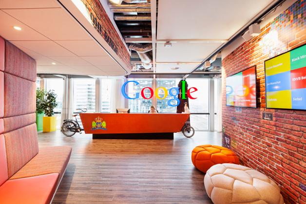 google-amsterdam-office
