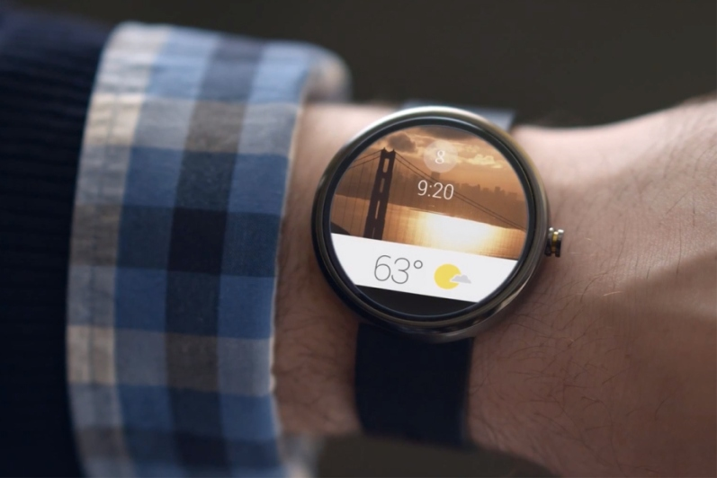 google-introduces-android-wear
