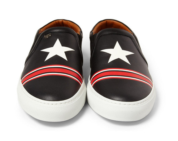 givenchy-star-print-leather-sneaker