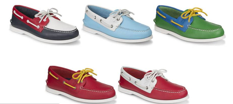 Top Sperry World Cup