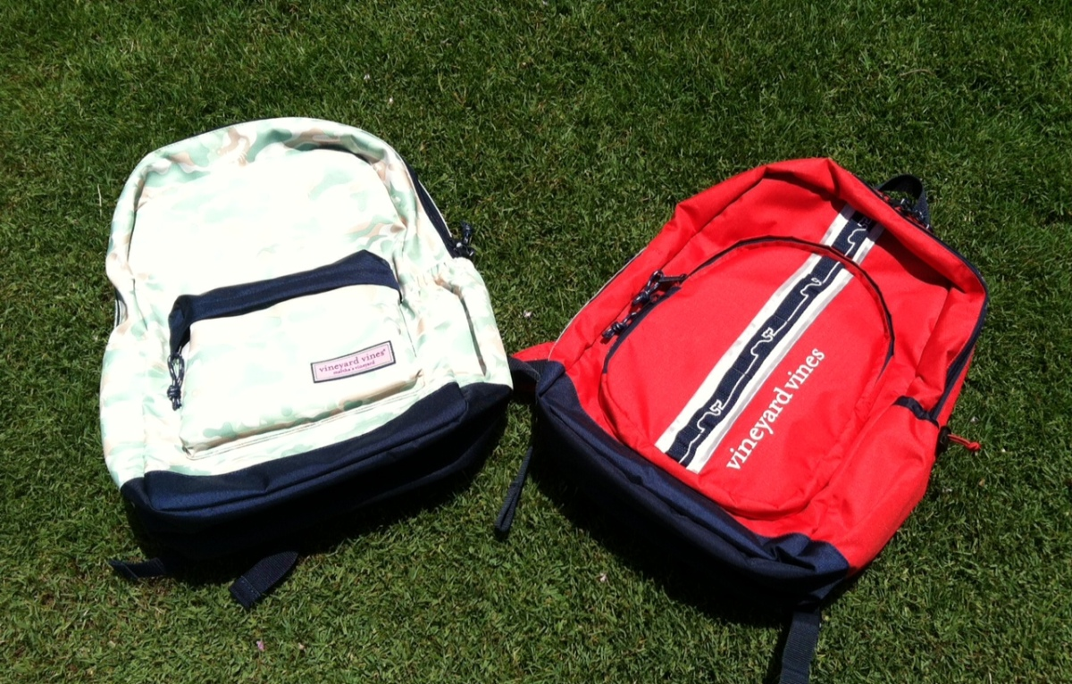 BACKPACKS BY VINEYARD VINES