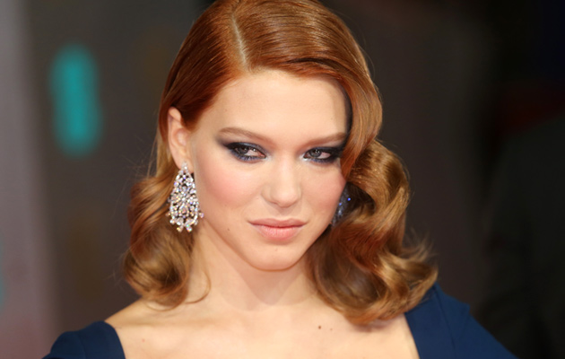 Terrific Lea Seydoux Is The New Bond Girl The Apparatus Mag Short Hairstyles Gunalazisus