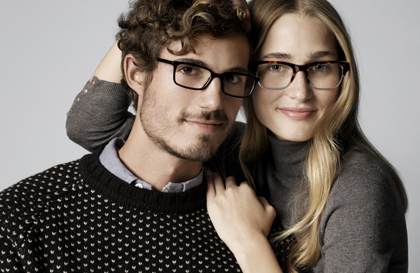 Warby Parker Winter Core