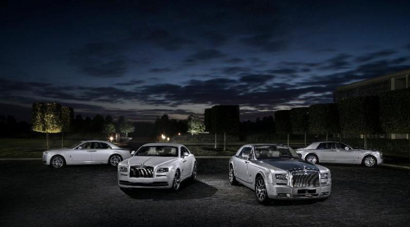 Rolls-Royce Bespoke Collection