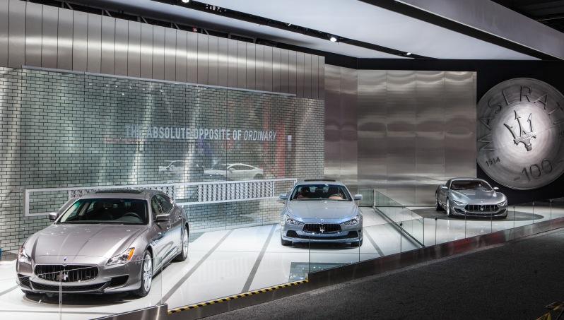 Maserati_2015 Detroit Auto Show2