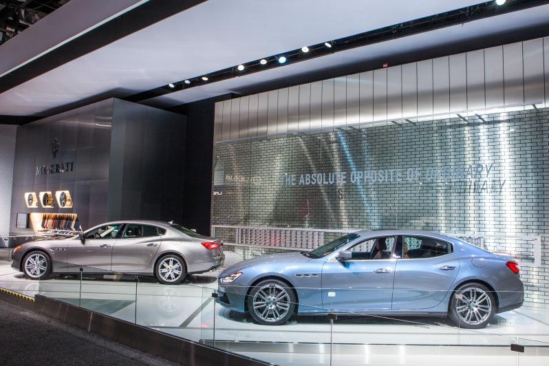 Maserati_2015 Detroit Auto Show3