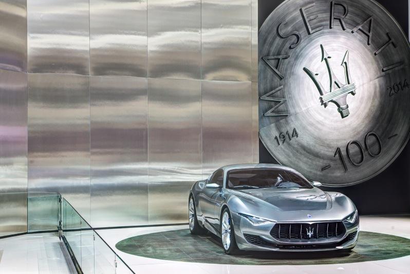 Maserati_2015 Detroit Auto Show4