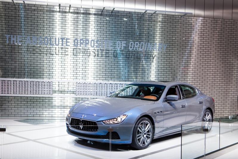 Maserati_2015 Detroit Auto Show5