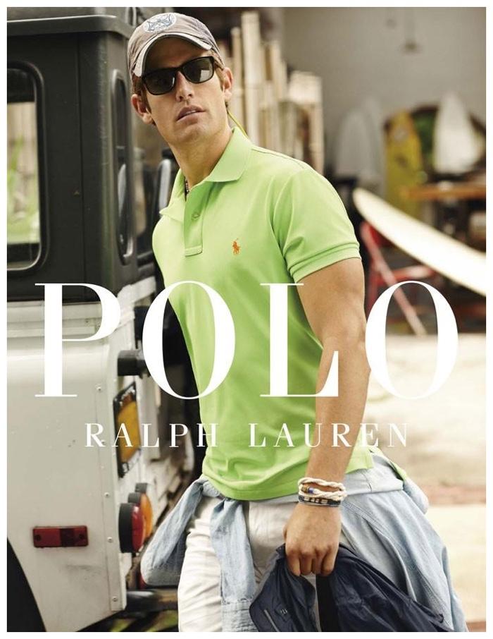 POLO RALPH LAUREN CRUISE 2015 CAMPAIGN – APPARATUS 38a1a3c542de