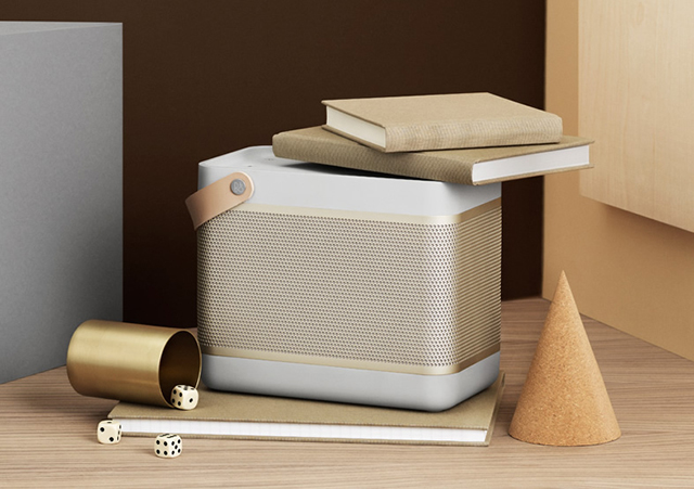 bang olufsen reveals new portable bluetooth speaker. Black Bedroom Furniture Sets. Home Design Ideas