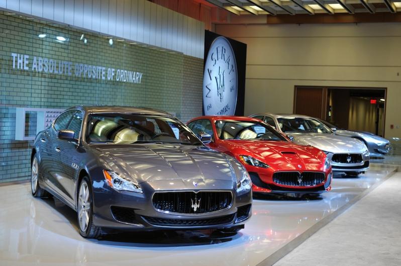 Maserati Alfieri Unveiled at CAIS3