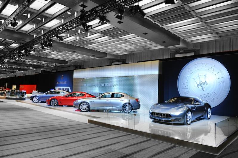 Maserati Alfieri Unveiled at CAIS4