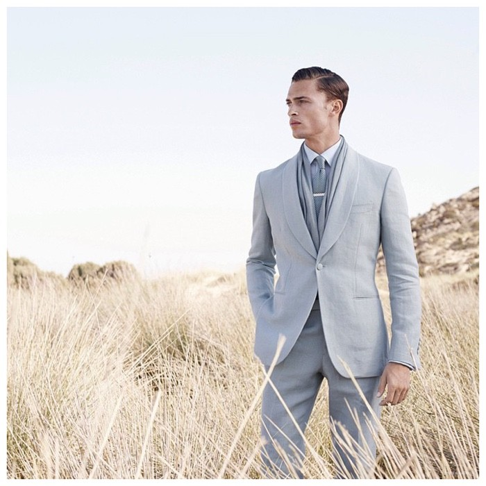 Gieves and Hawkes Spring Summer