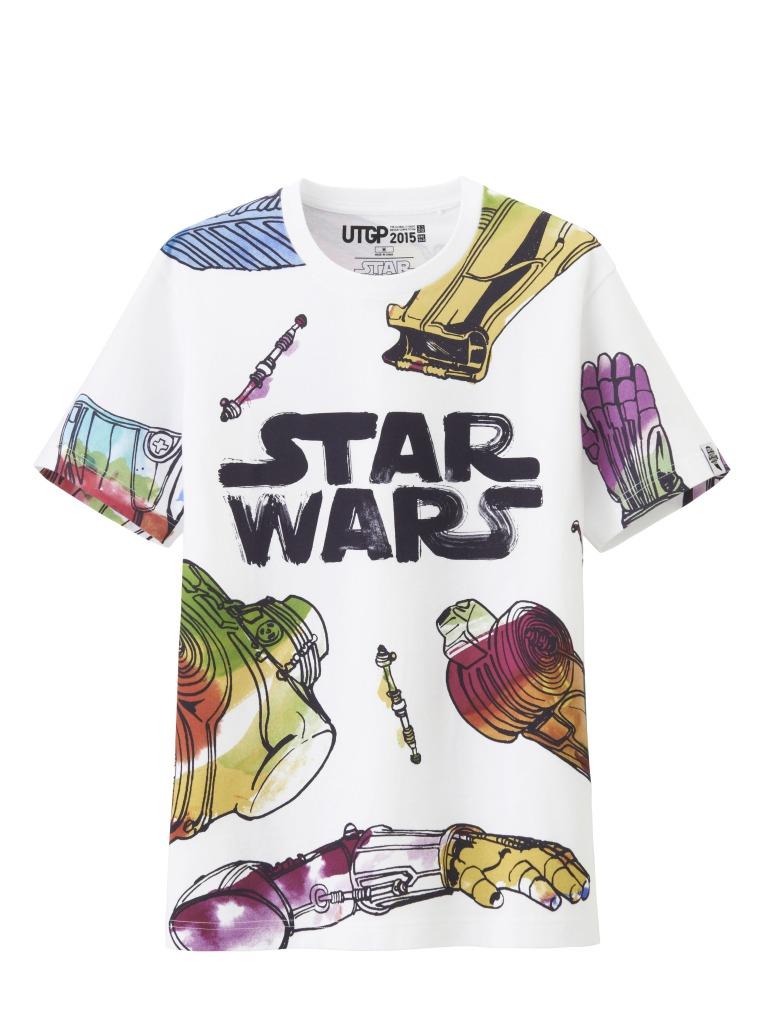 Uniqlo Star Wars7