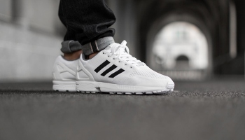 Adidas Zx Flux Racer White