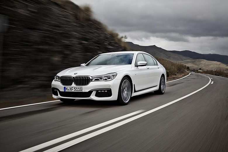 2016 BMW 7 SERIES AND M SPORT