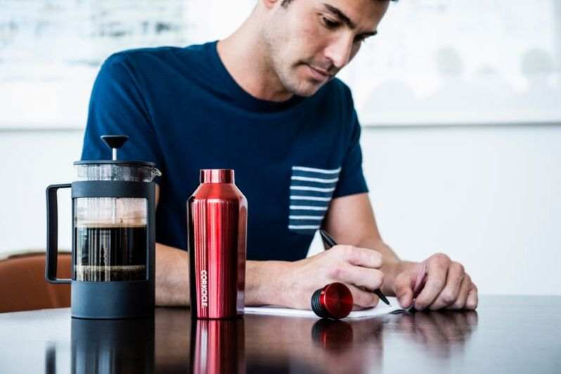 Corkcicle Unveils Canteen And Tumbler Apparatus
