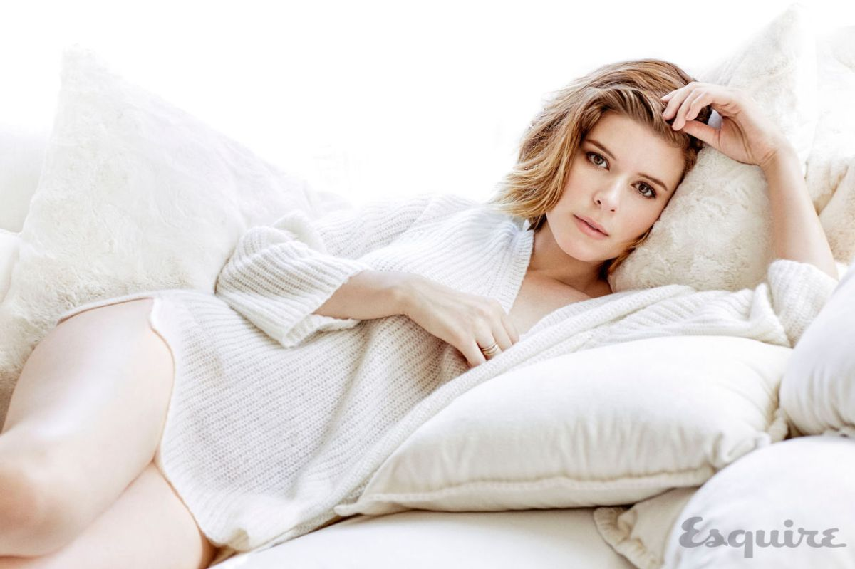 KATE MARA FOR ESQUIRE MAGAZINE