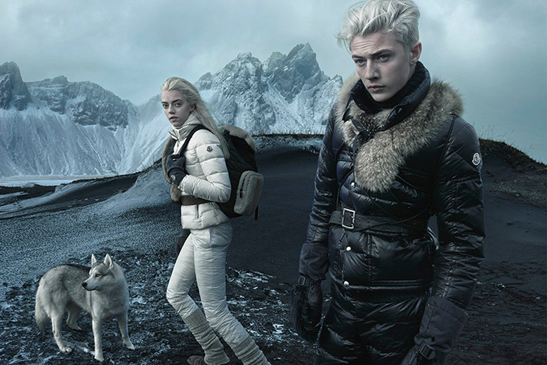 moncler ad
