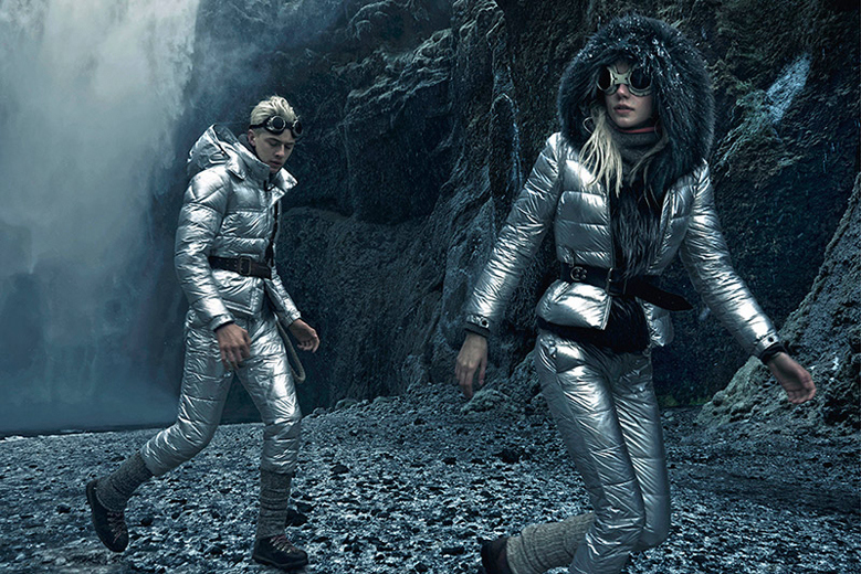best loved e78ac eff4f MONCLER 2015 FALL/WINTER CAMPAIGN – APPARATUS