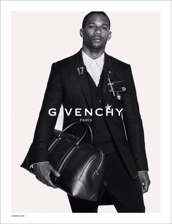 Victor-Cruz-for-Givenchy-FW15-Campaign