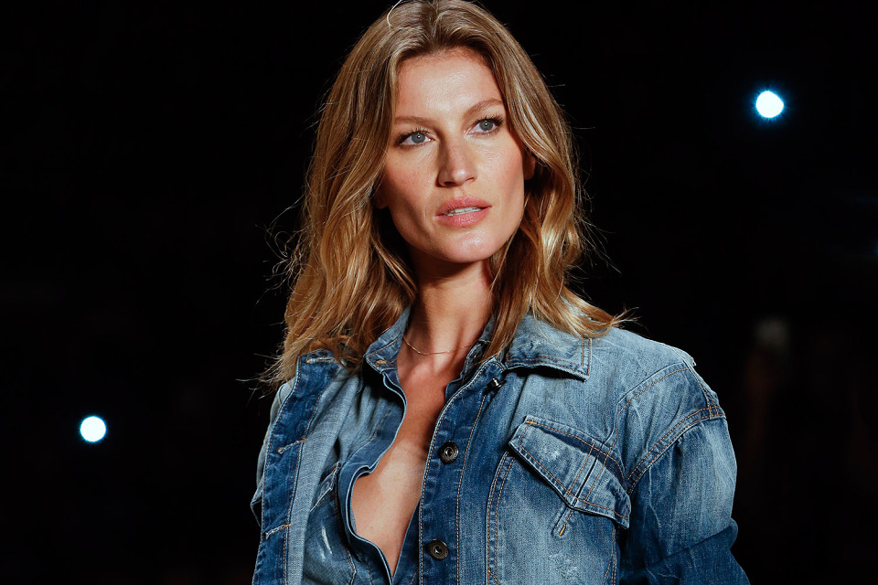 GISELE BUNDCHEN TOPS WORLD'S HIGHEST PAID MODELS – APPARATUS Gisele Bundchen