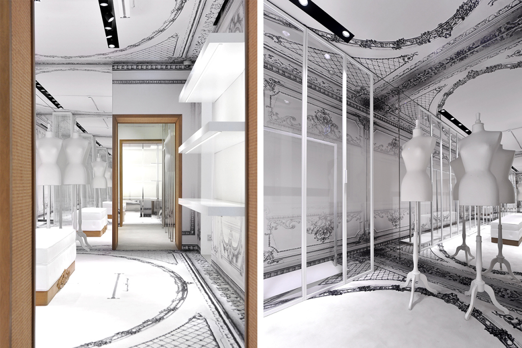 Maison Margiela Opens First Rome Boutique Apparatus