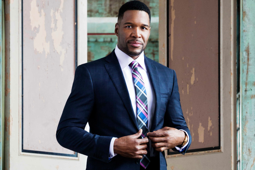 strahan men If this whole tv thing doesn't pan out, michael strahan may have a future on stage – the strip-club stage,.