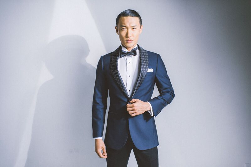 Indochino Introduces Winter Collection Tuxedos Apparatus