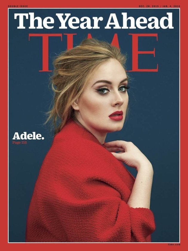 adele Time2