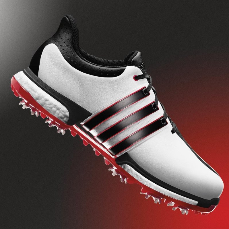 f4f02b8d51af ADIDAS GOLF CELEBRATES 10 YEARS OF TOUR360 FRANCHISE WITH NEW TOUR360 BOOST  FOOTWEAR. adidas Golf