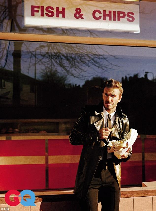 David Beckham GQ Cover3