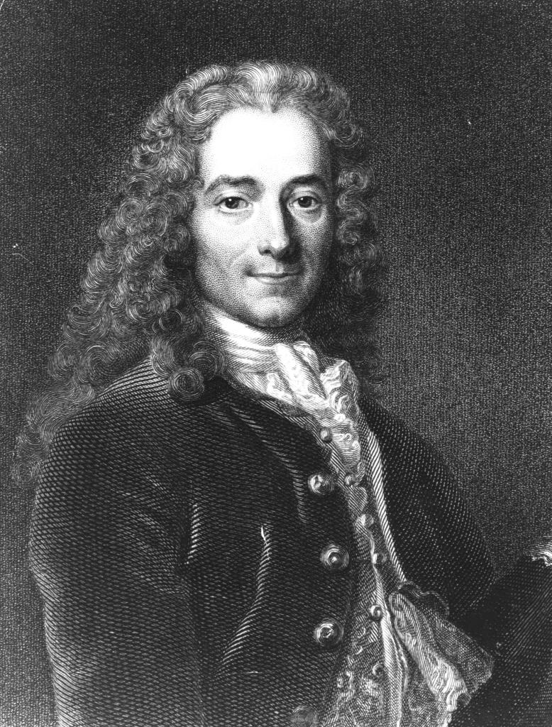 1 voltaire philosophy of ther collection