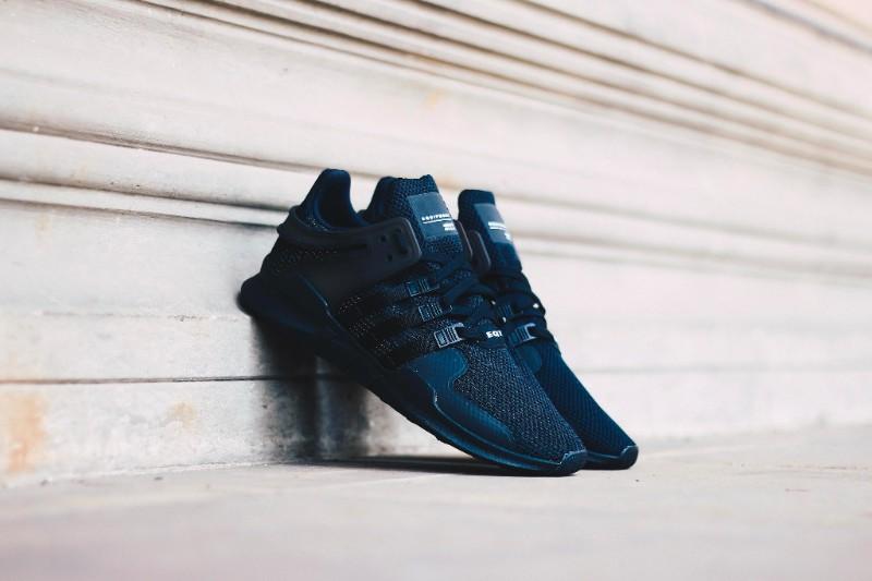 adidas eqt support adv blue black