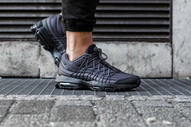 Nike Air Max 95 Ultra Se Black