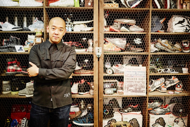 2015 Jeff Staple